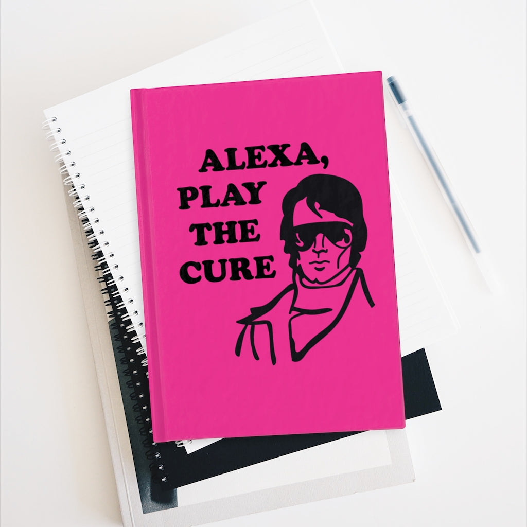ALEXA, PLAY THE CURE JOURNAL