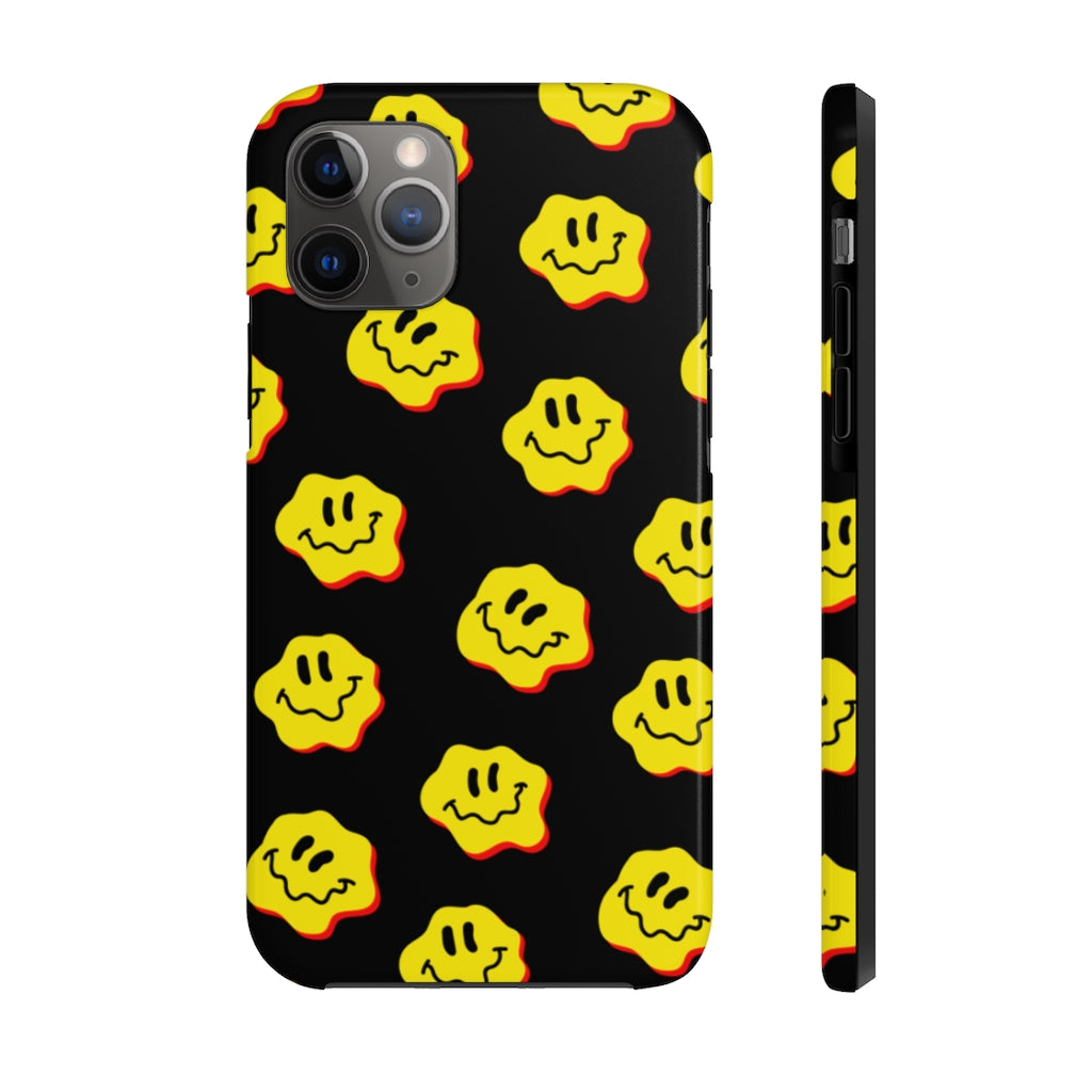 DRIPPY FACE IPHONE 11 CASE