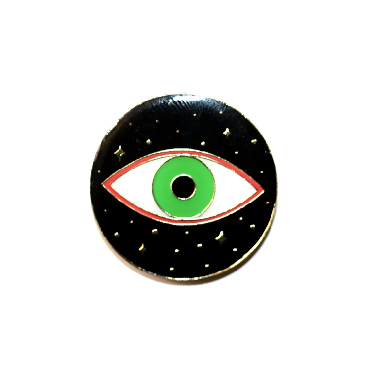 MYSTIC EYE PIN