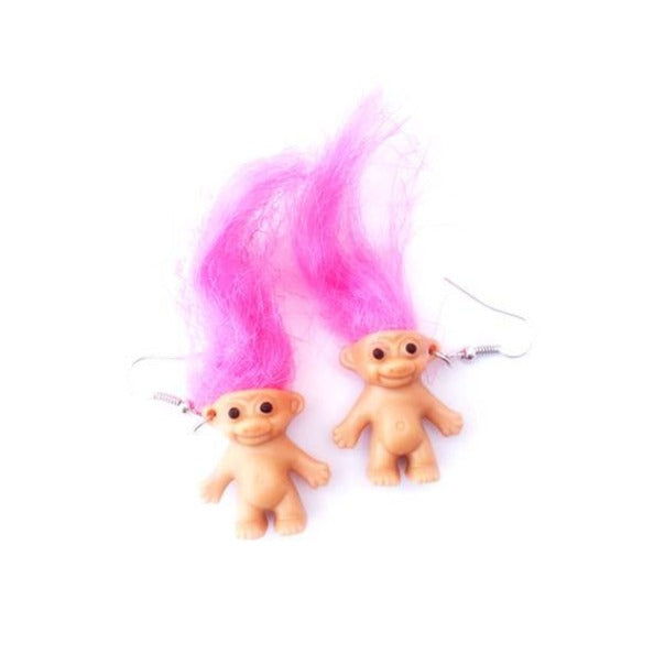 TROLL EARRINGS
