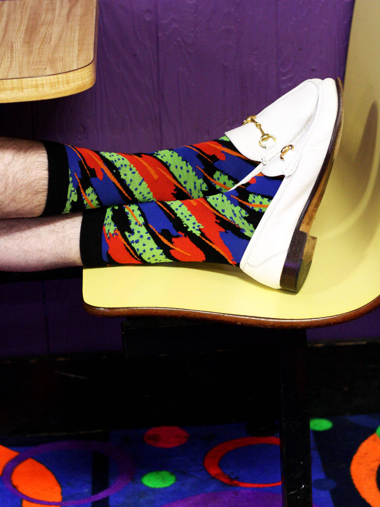 GUTTER BALL SOCKS