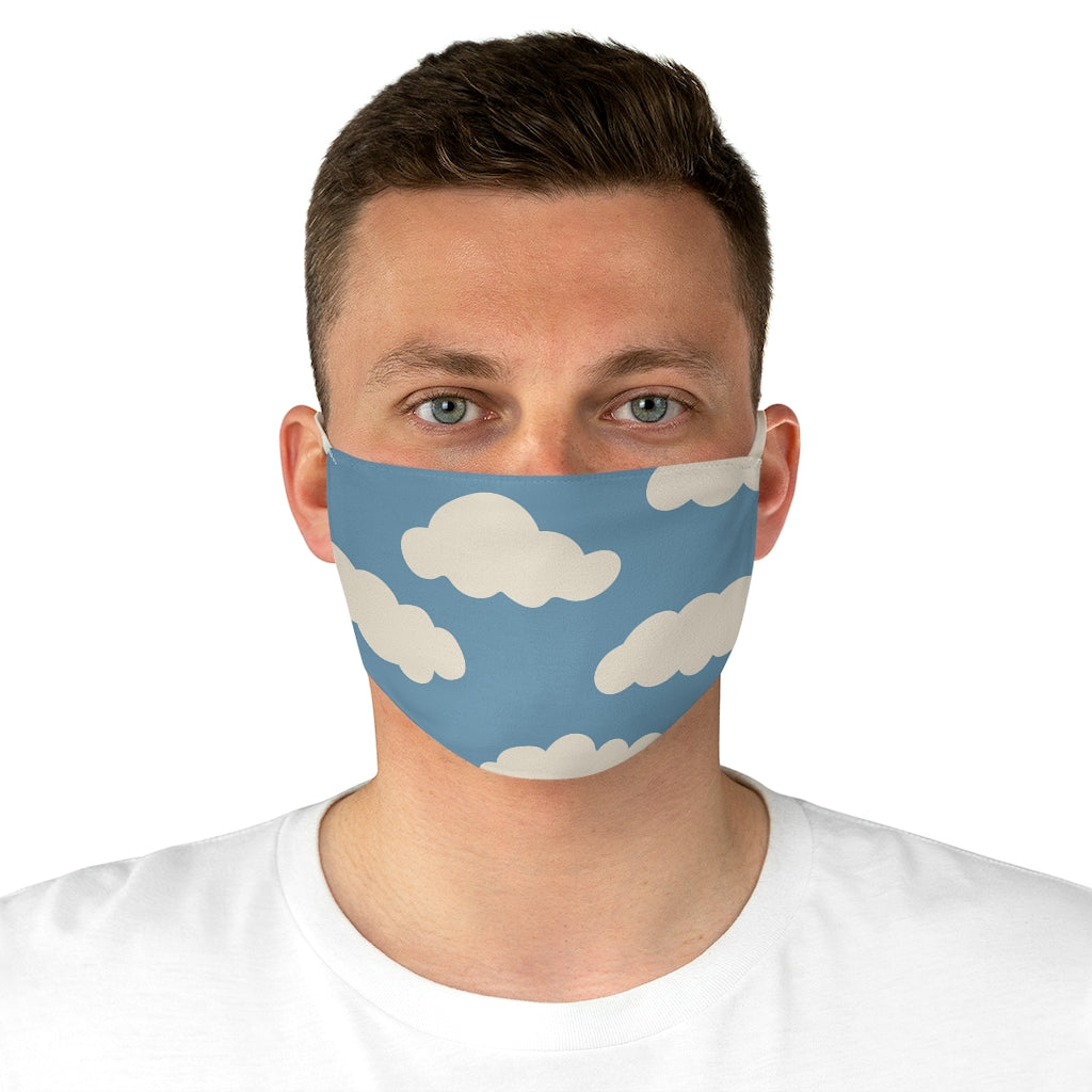CLOUDY FACE MASK