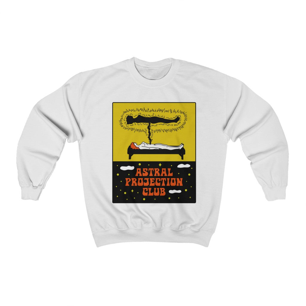 ASTRAL PROJECTION CLUB SWEATSHIRT