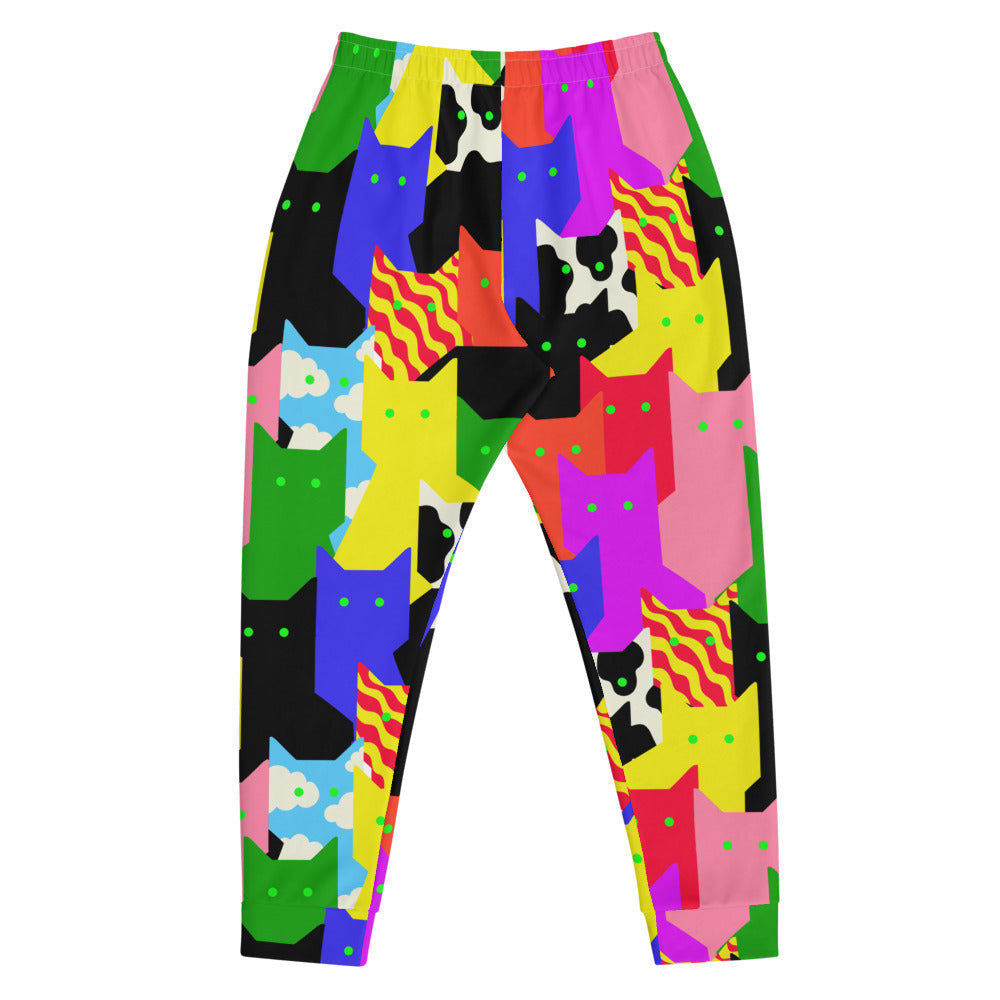KITTY CAT LOUNGE PANTS