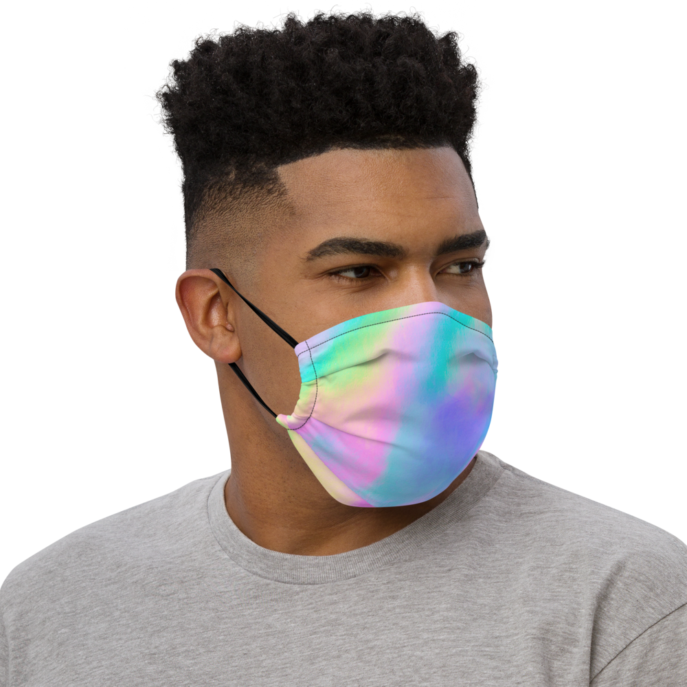 VAPORWAVE AESTHETIC FACE MASK