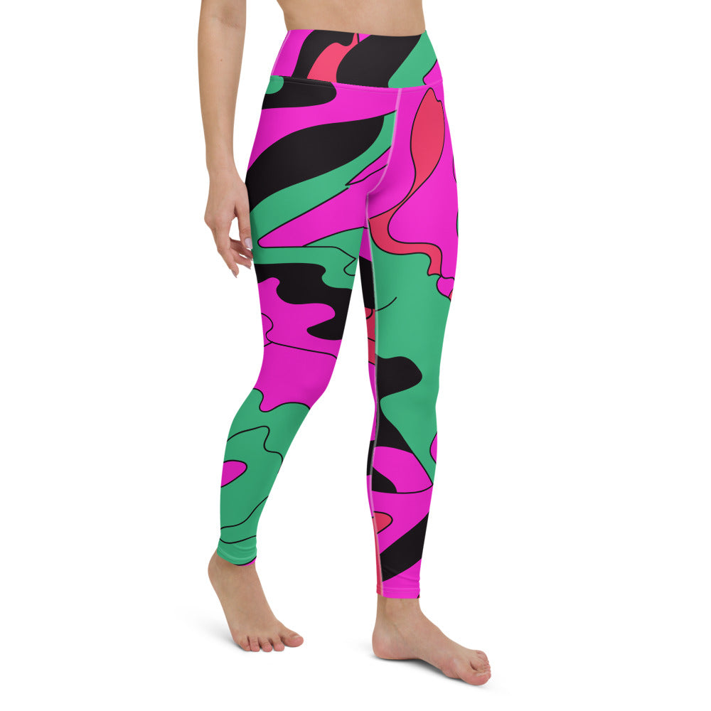 WAVY GRAVY LEGGINGS