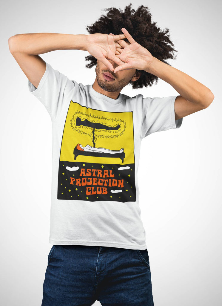 ASTRAL PROJECTION CLUB TEE