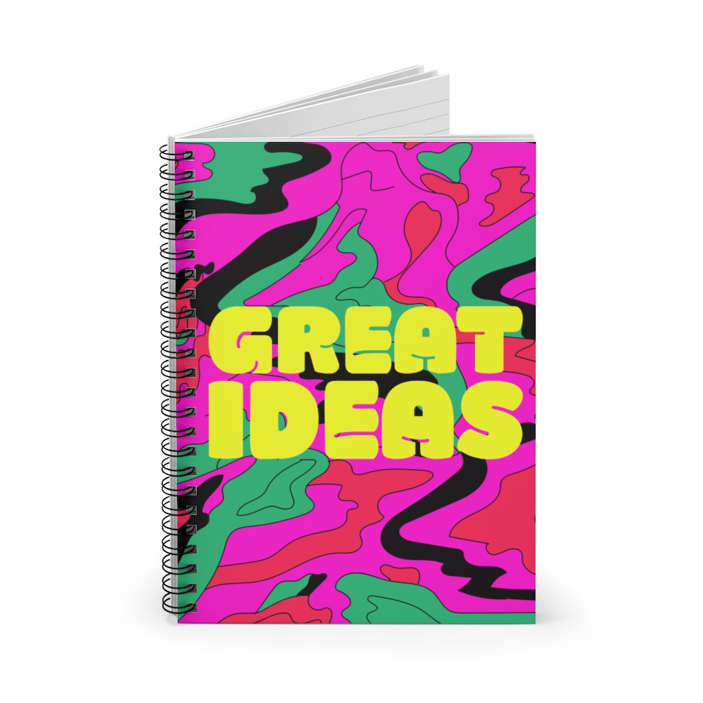 GREAT IDEAS JOURNAL