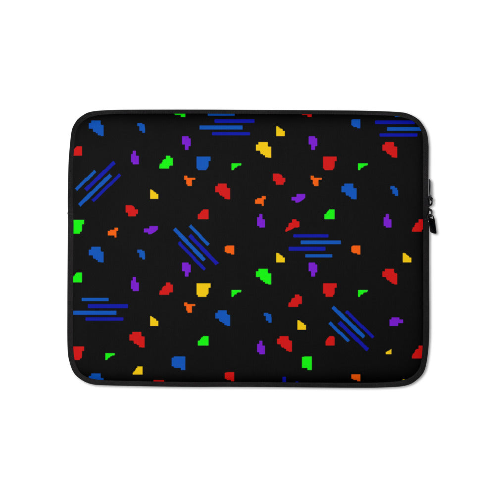 ROLLER RINK CARPET LAPTOP CASE