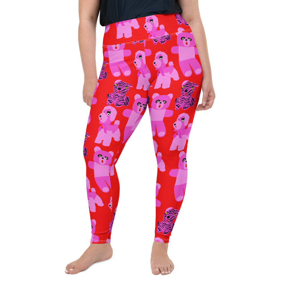 CUTIE PIE PLUS SIZE LEGGINGS