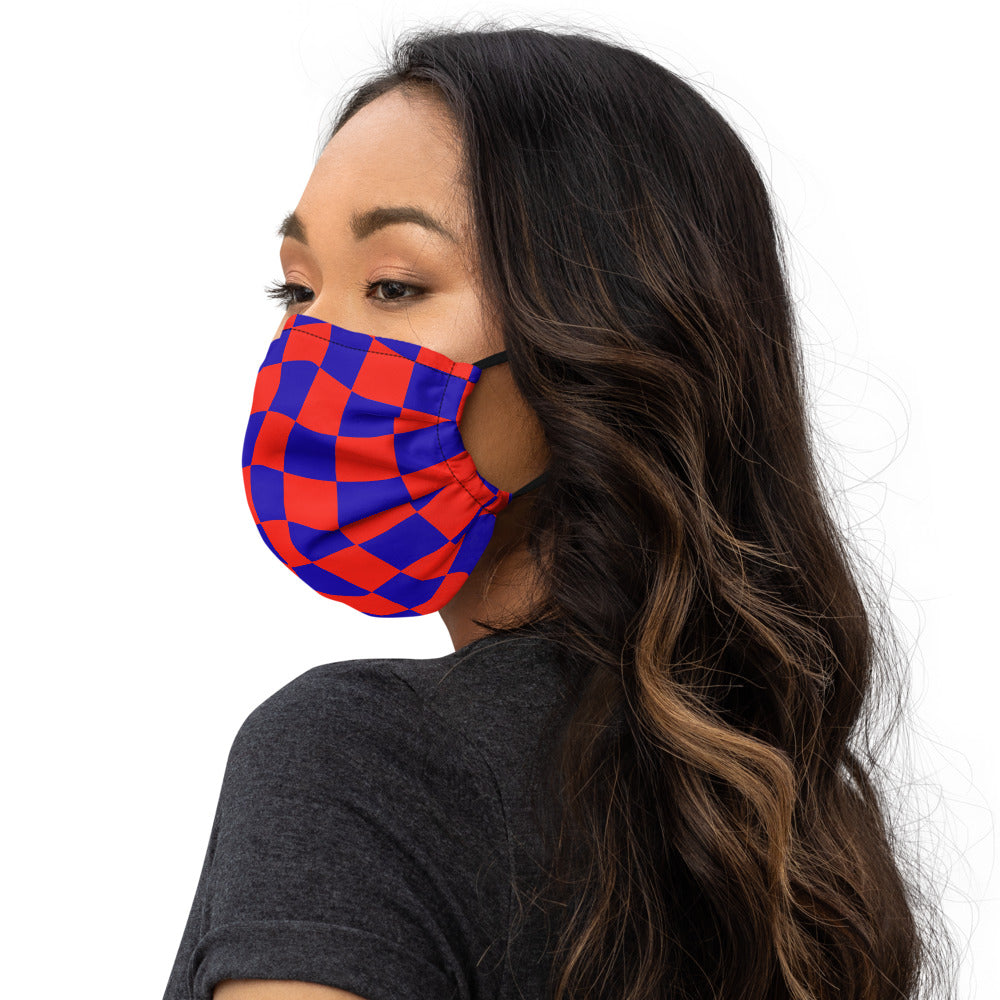 CHECK IT OUT FACE MASK