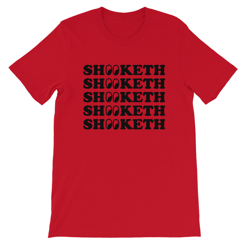 SHOOKETH TEE