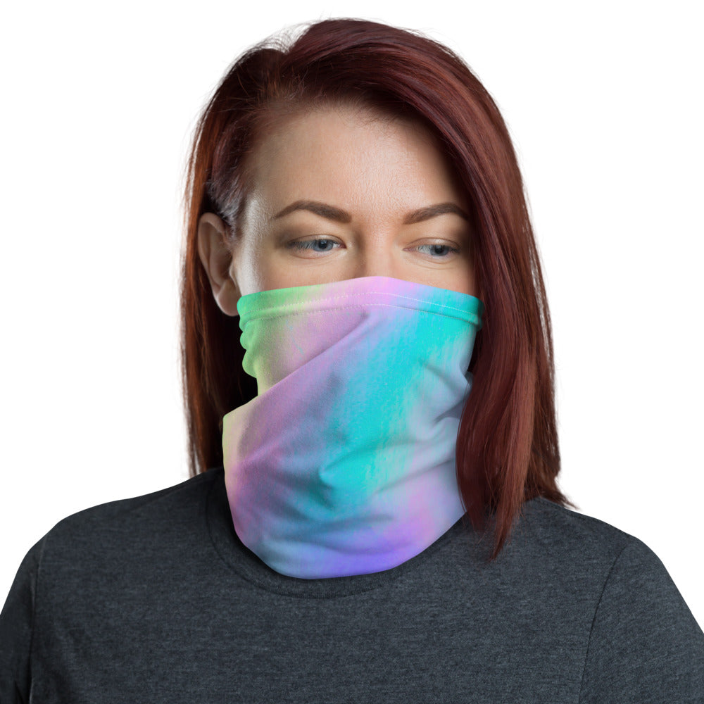 VAPORWAVE NECK GAITER FACE MASK