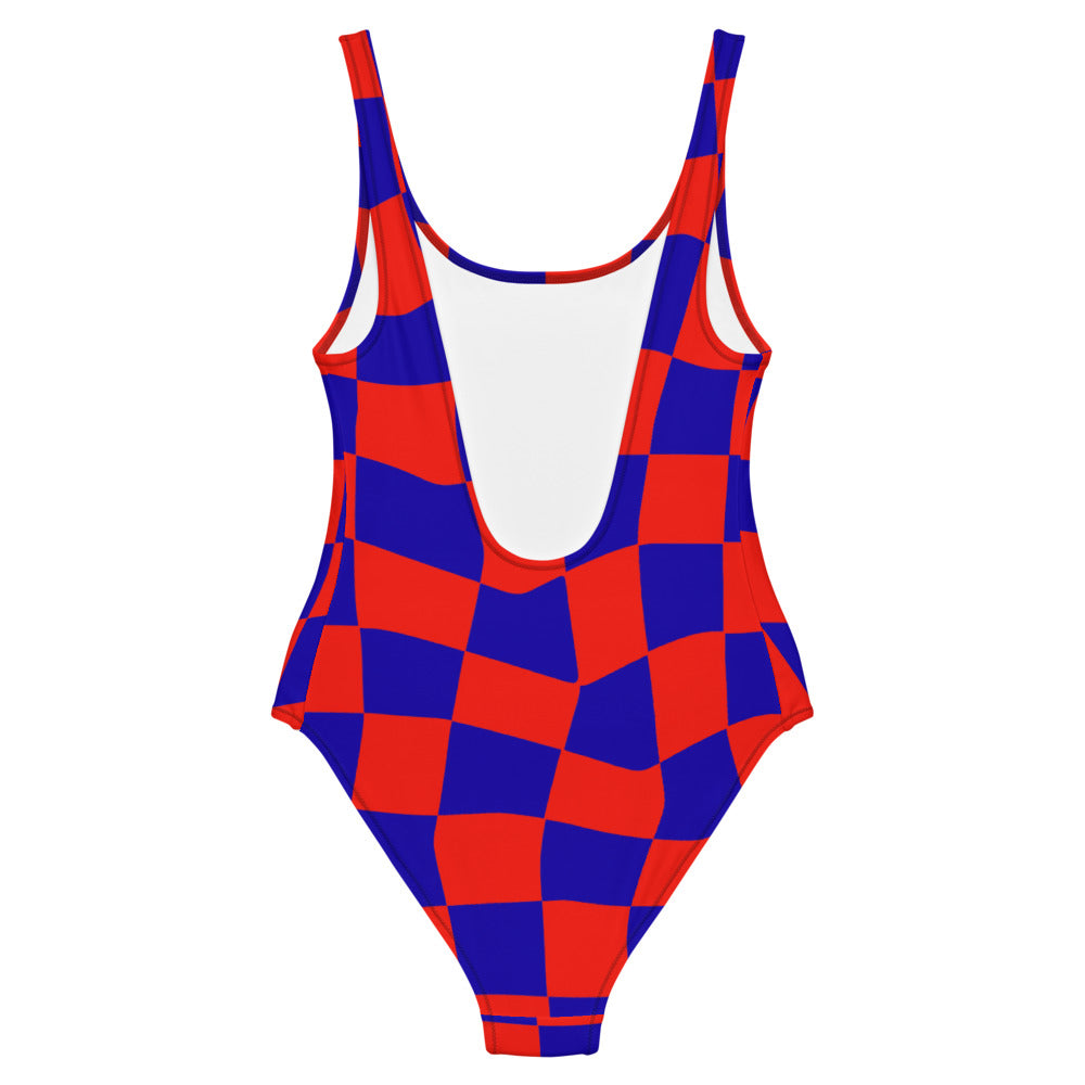 CHECK IT OUT SWIMSUIT