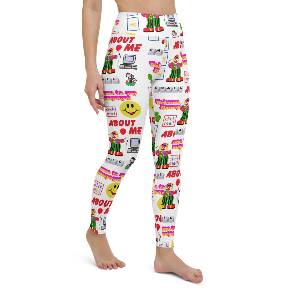 90S INTERNET LEGGINGS