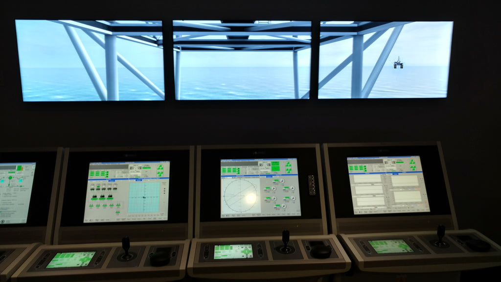 Dynamic Positioning Refresher Simulator Course