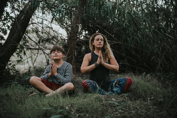 Five Reasons Why Meditation is Great For Children (Plus a Free Kid's Mindful Meditation!)