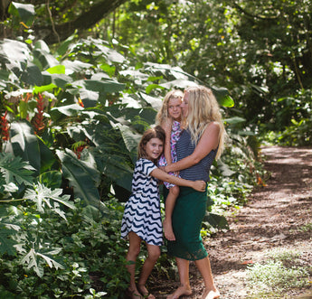Off The Grid, Into Nature: Global Family Interview