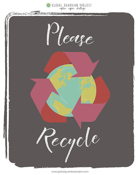 Please Recycle Global Guardian Project