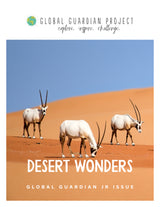 JR Edition- Desert Wonders