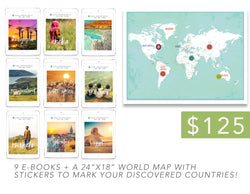 Bundle #2- Discover the World
