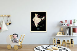 Travel Map India