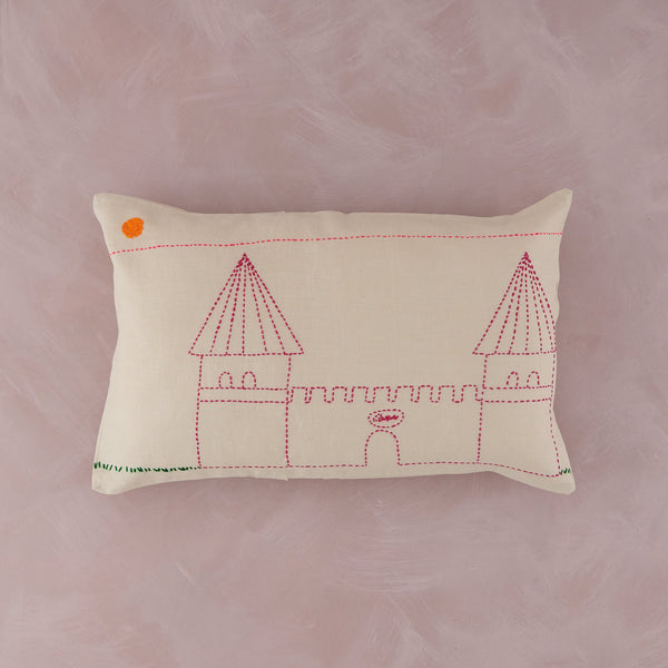 Hand Stitched Cushion Covers by Yıldız Şermet, City Walls II - PATA  Art & Design
