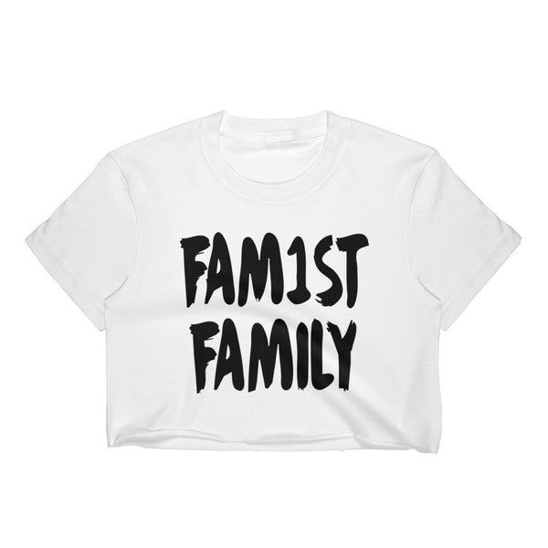 FAM 1ST CROP TOP (W)
