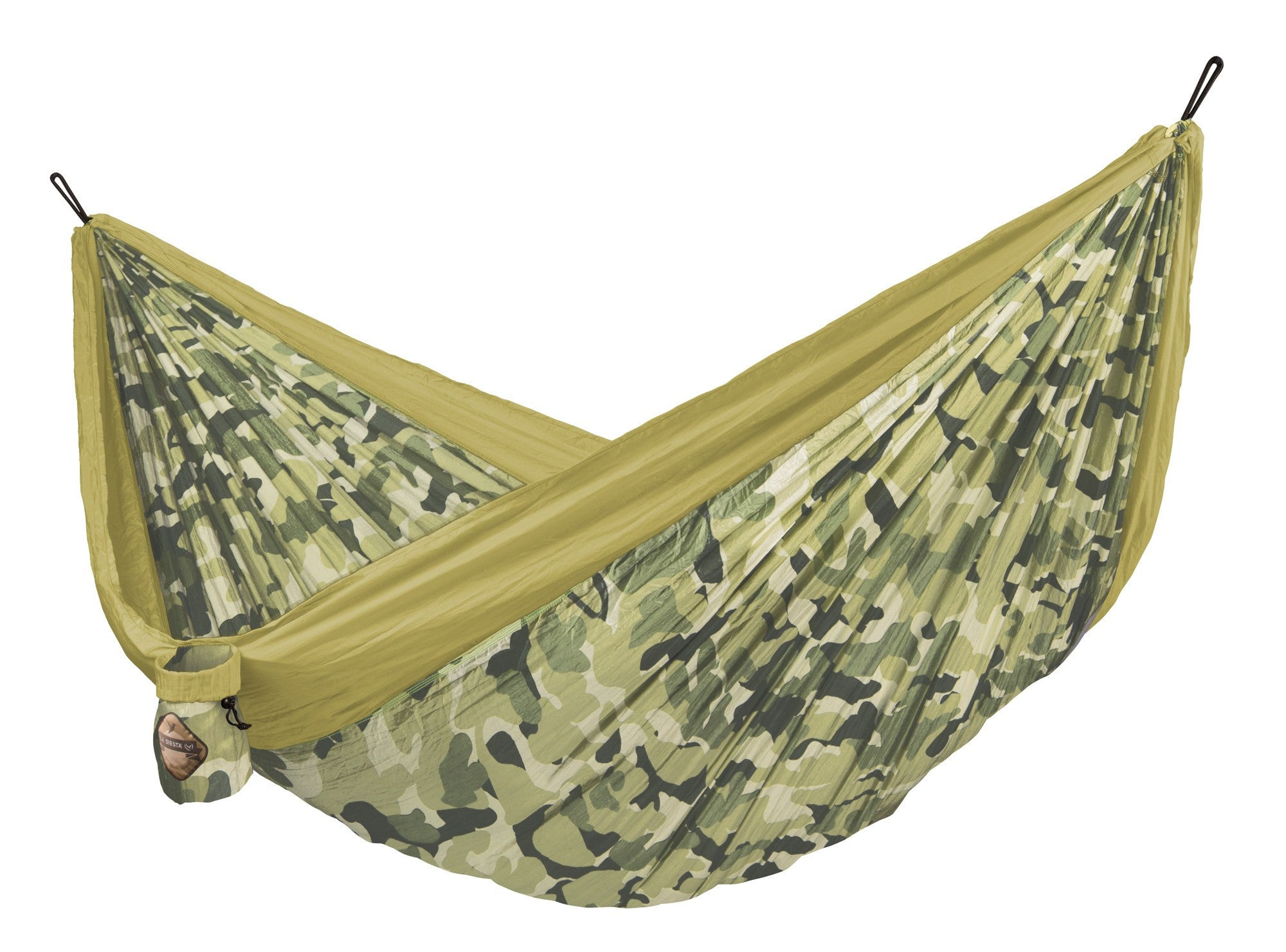 Double travel hammock COLIBRI CAMO