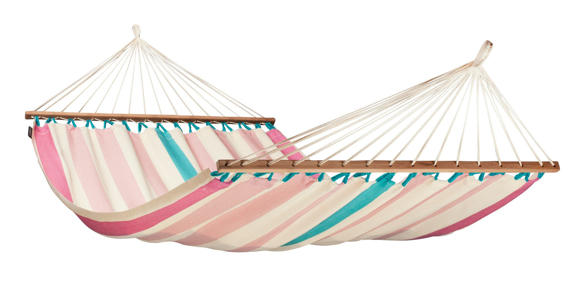 Double hammock with spreader bars COLADA