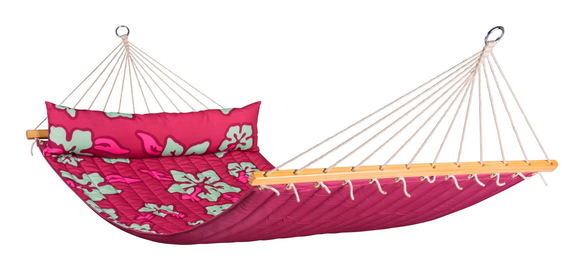 Double hammock with spreader bars HAWAII