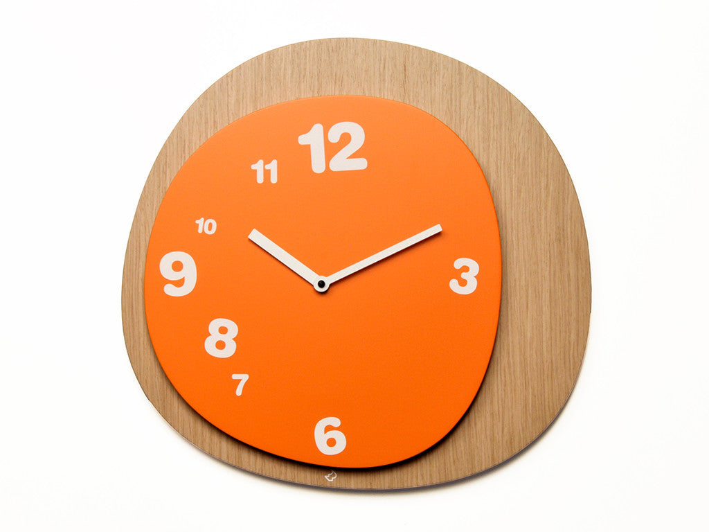 Clock WOODIE