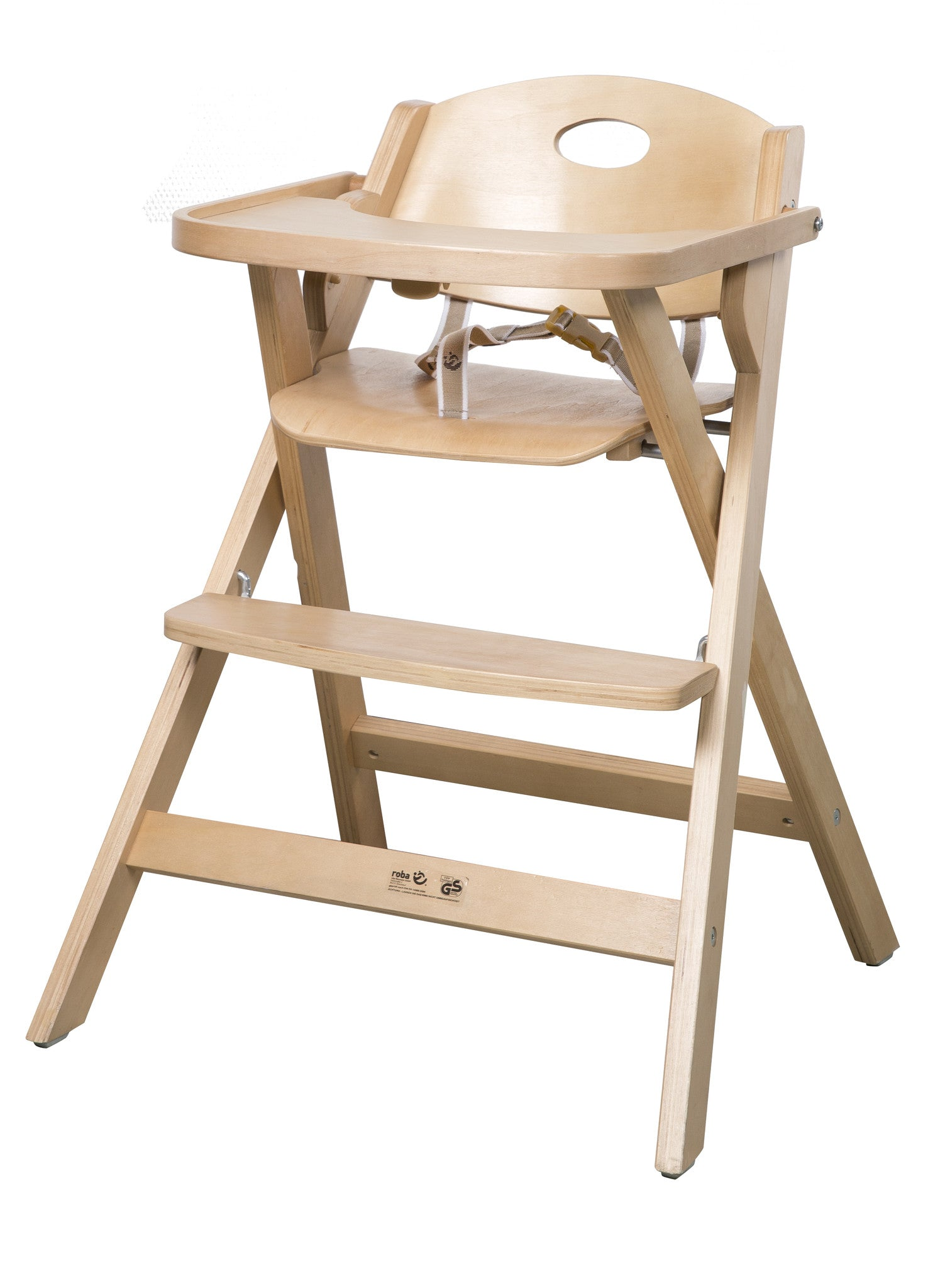 Folding highchair ROBA – Dekoera