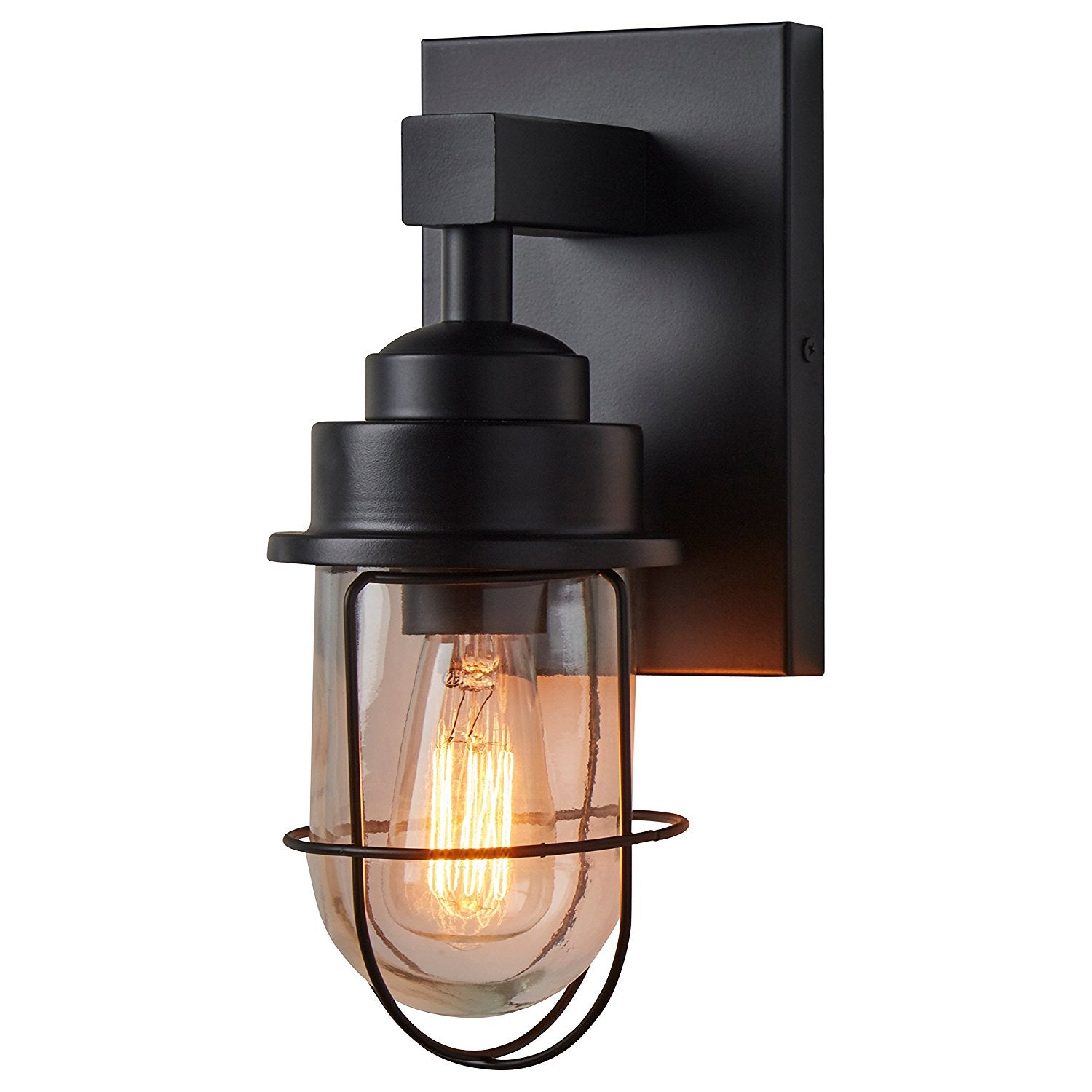 zoom wall industrial with bulb bronze sconce in item finish edison vintage