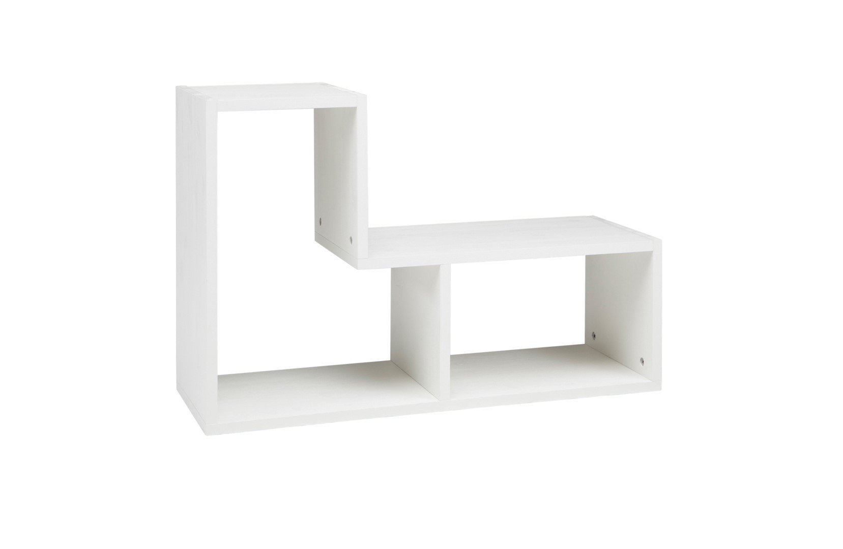 Modular shelf TETRIS white