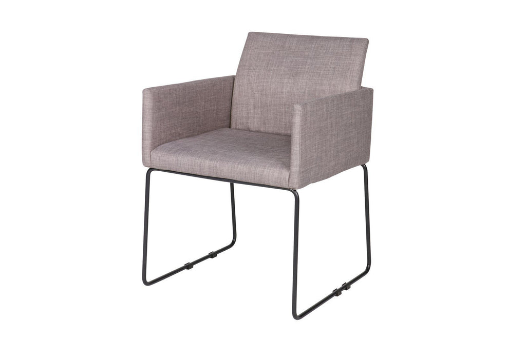Set of 2 dining chairs JOOLS