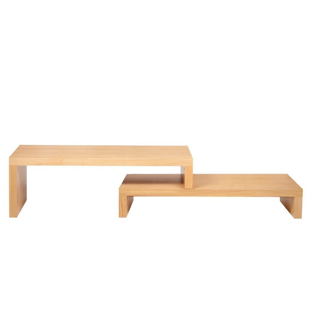 TV table CLIFF oak