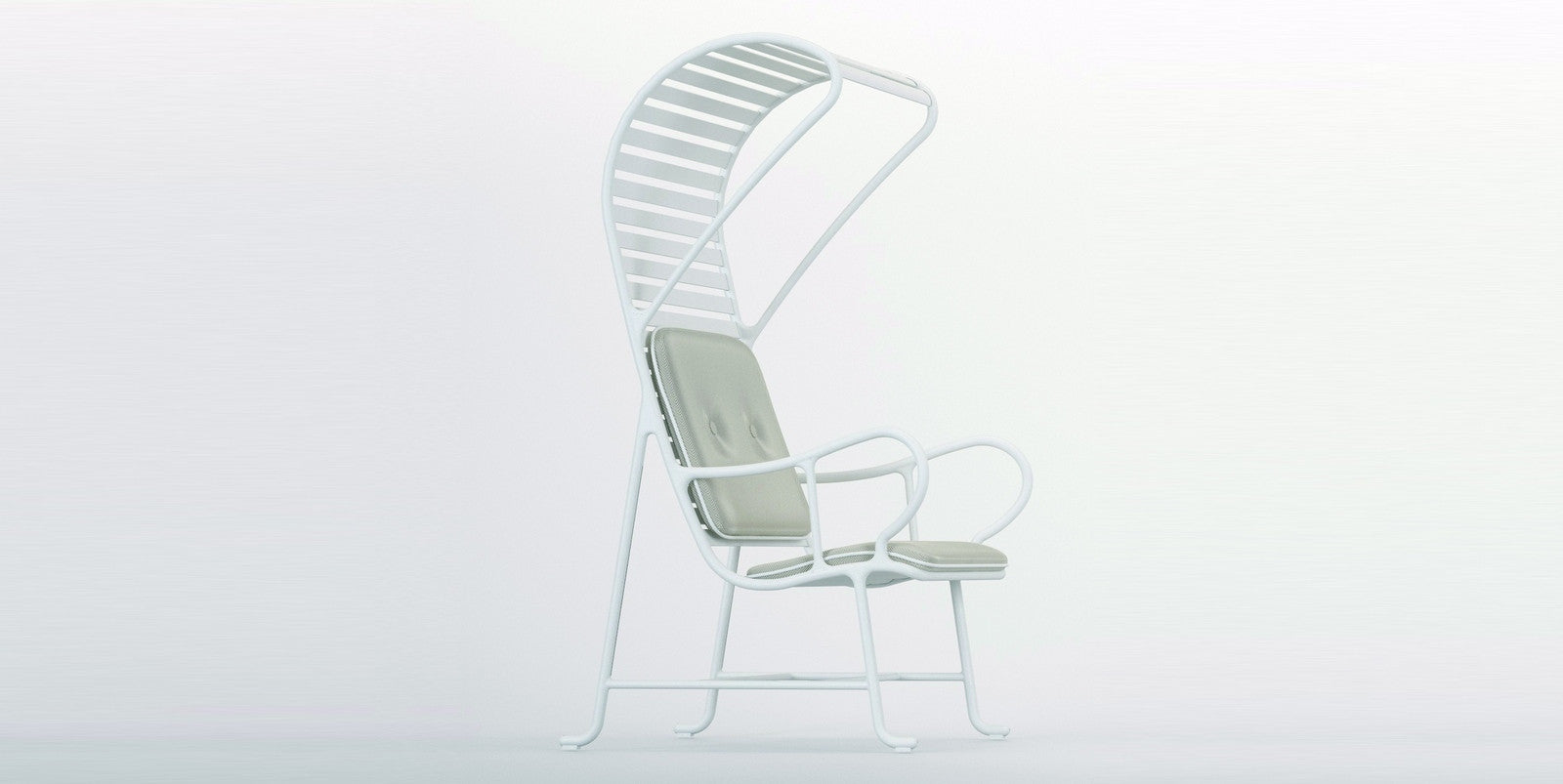 Armchair GARDENIAS with pergola