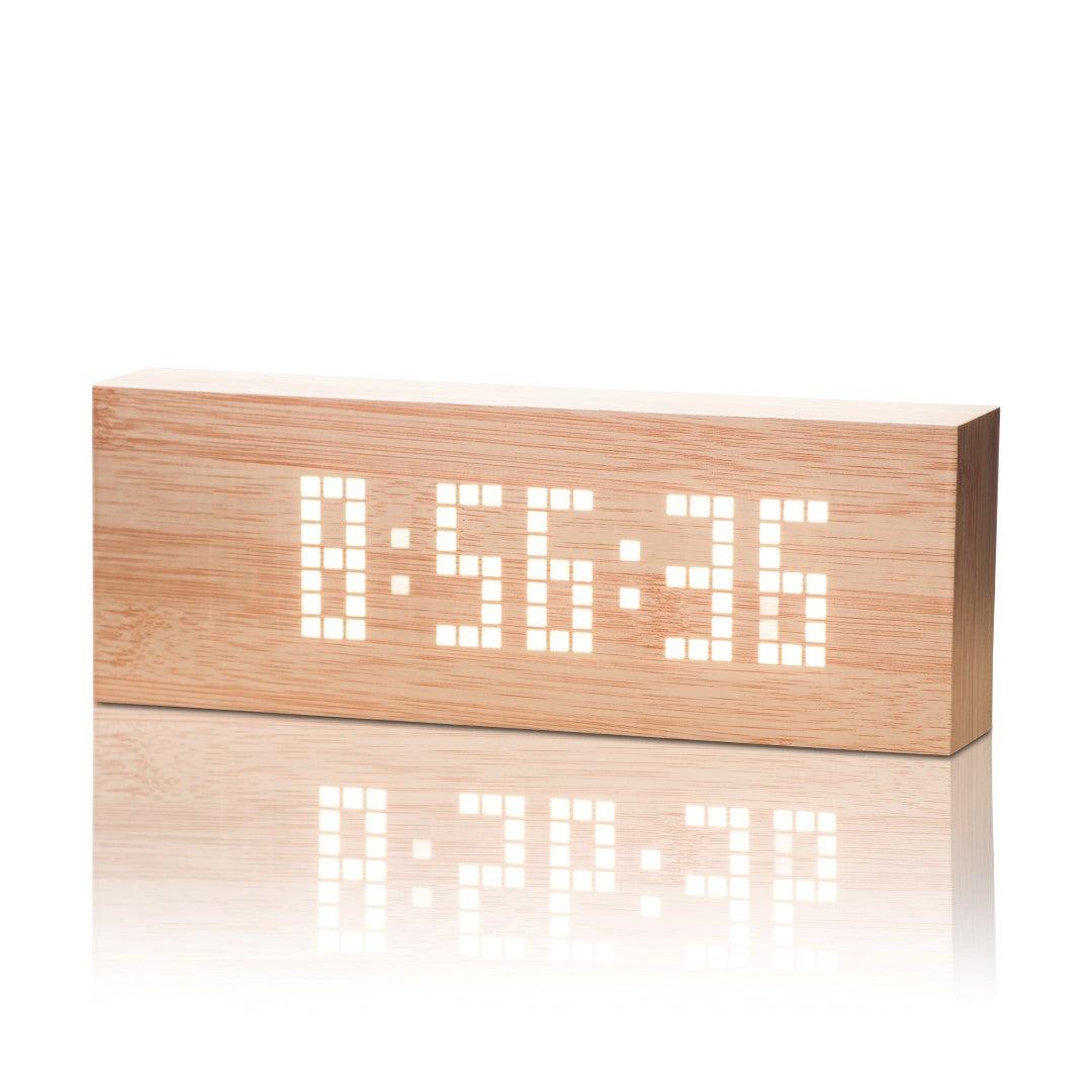 Table clock MESSAGE