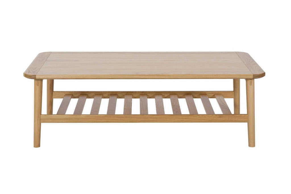Coffee table HAVVEY SHELF