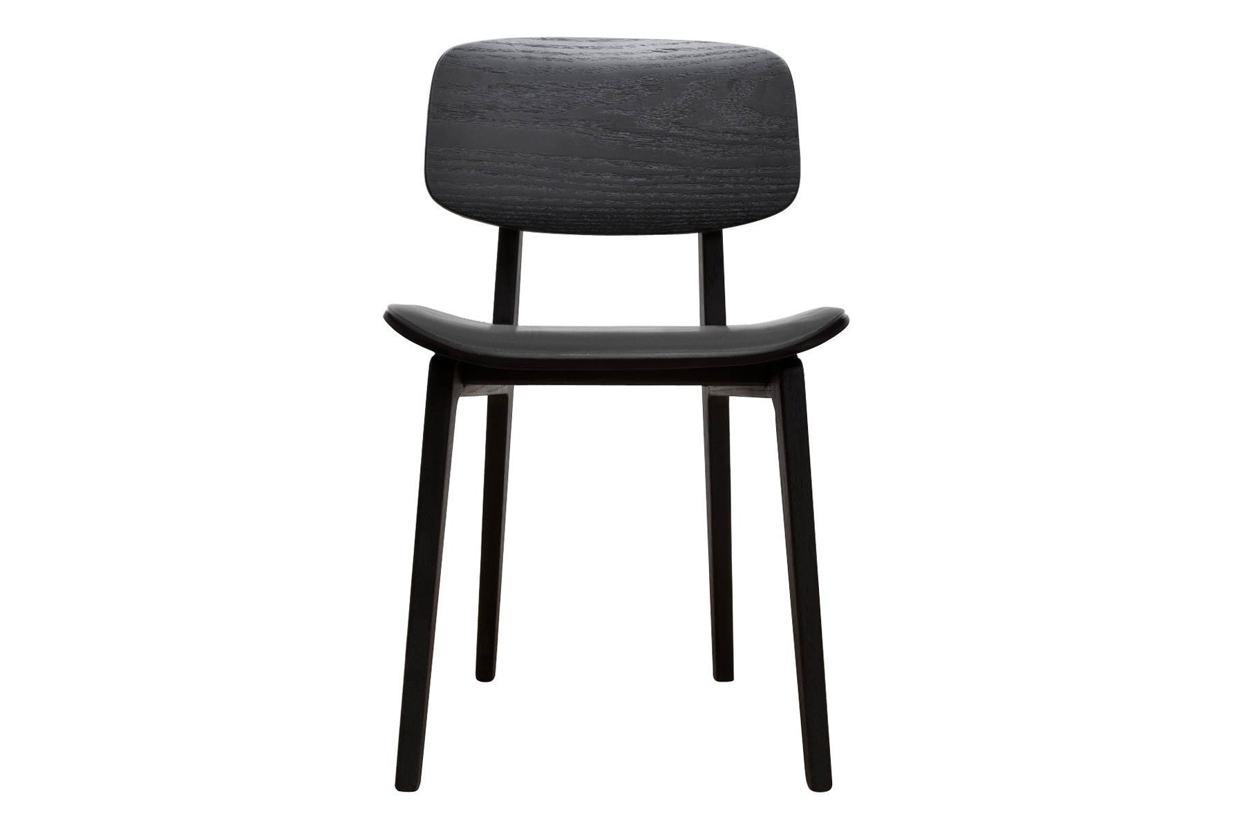 Dining chair NY11 with leather