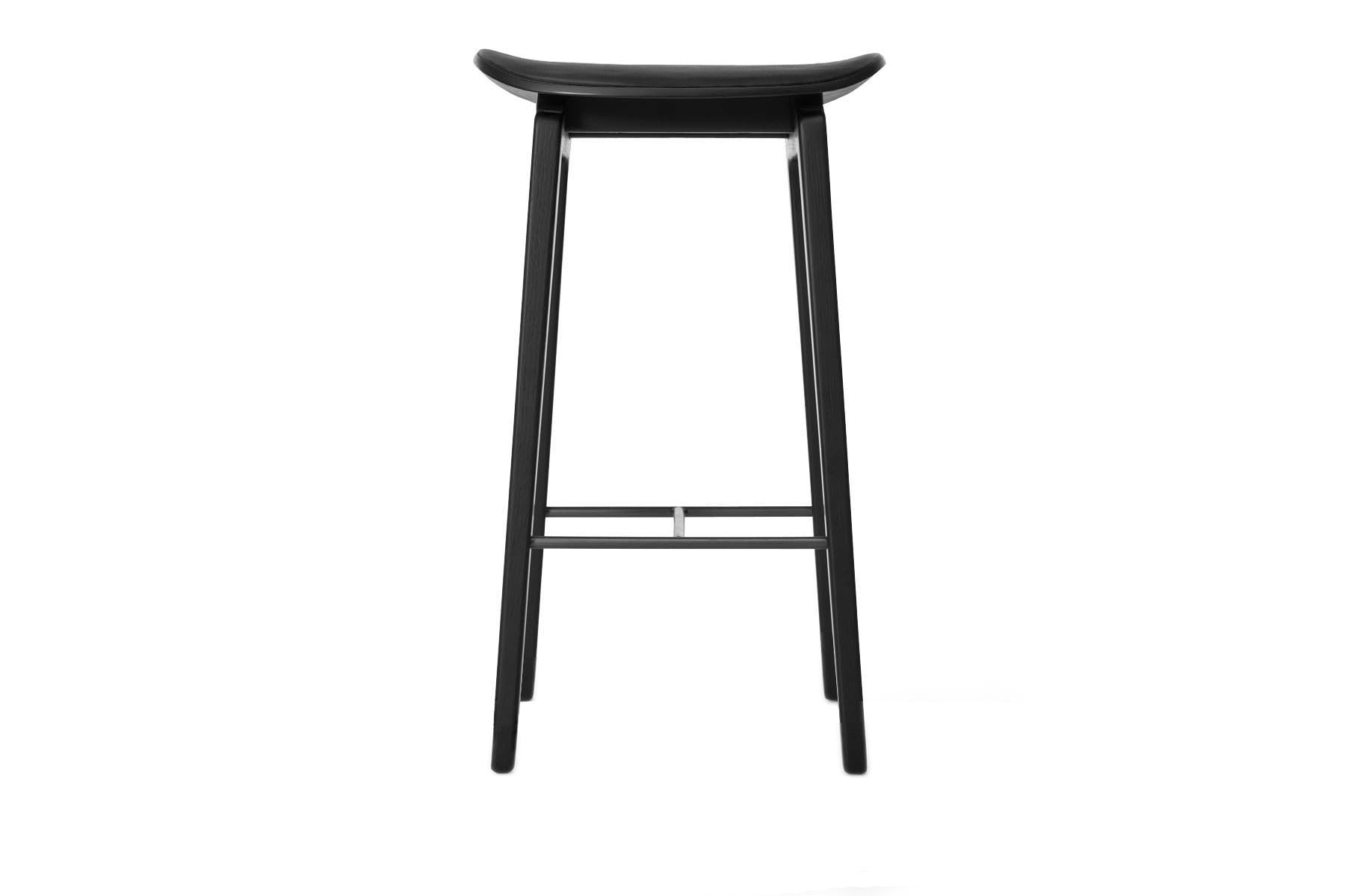 Bar chair NY11 with leather