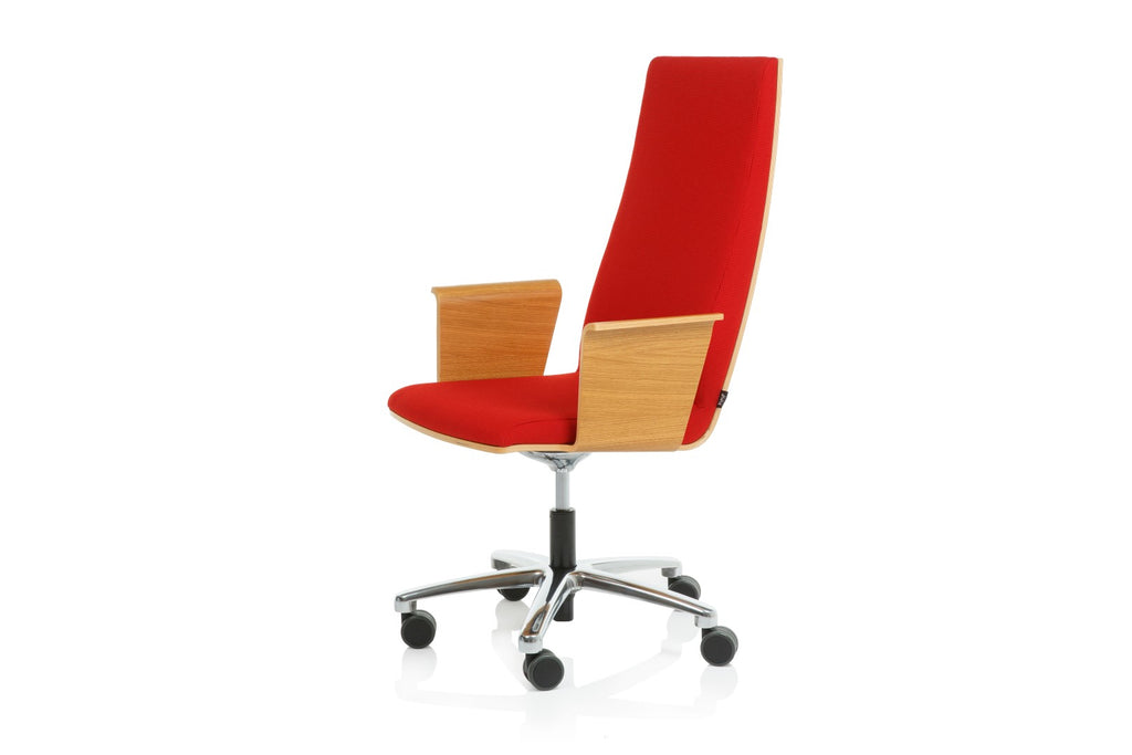 Office chair SILVER L