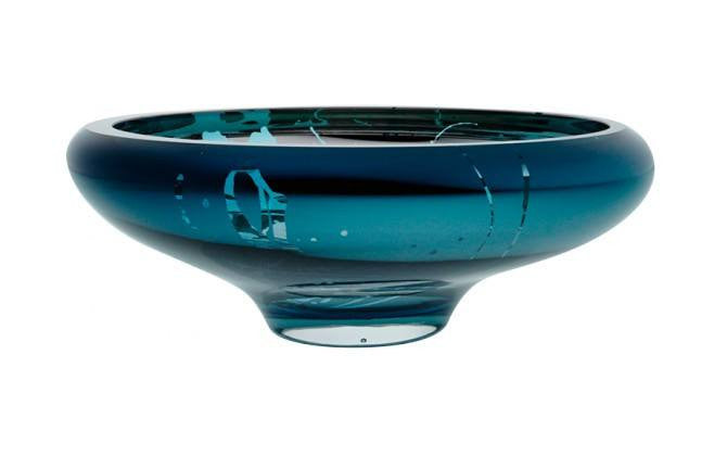 Bowl DECO LARGE SPLASHED