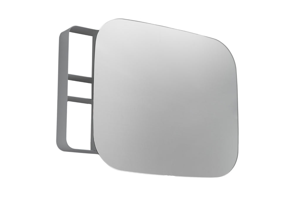 Mirror with shelves RAY