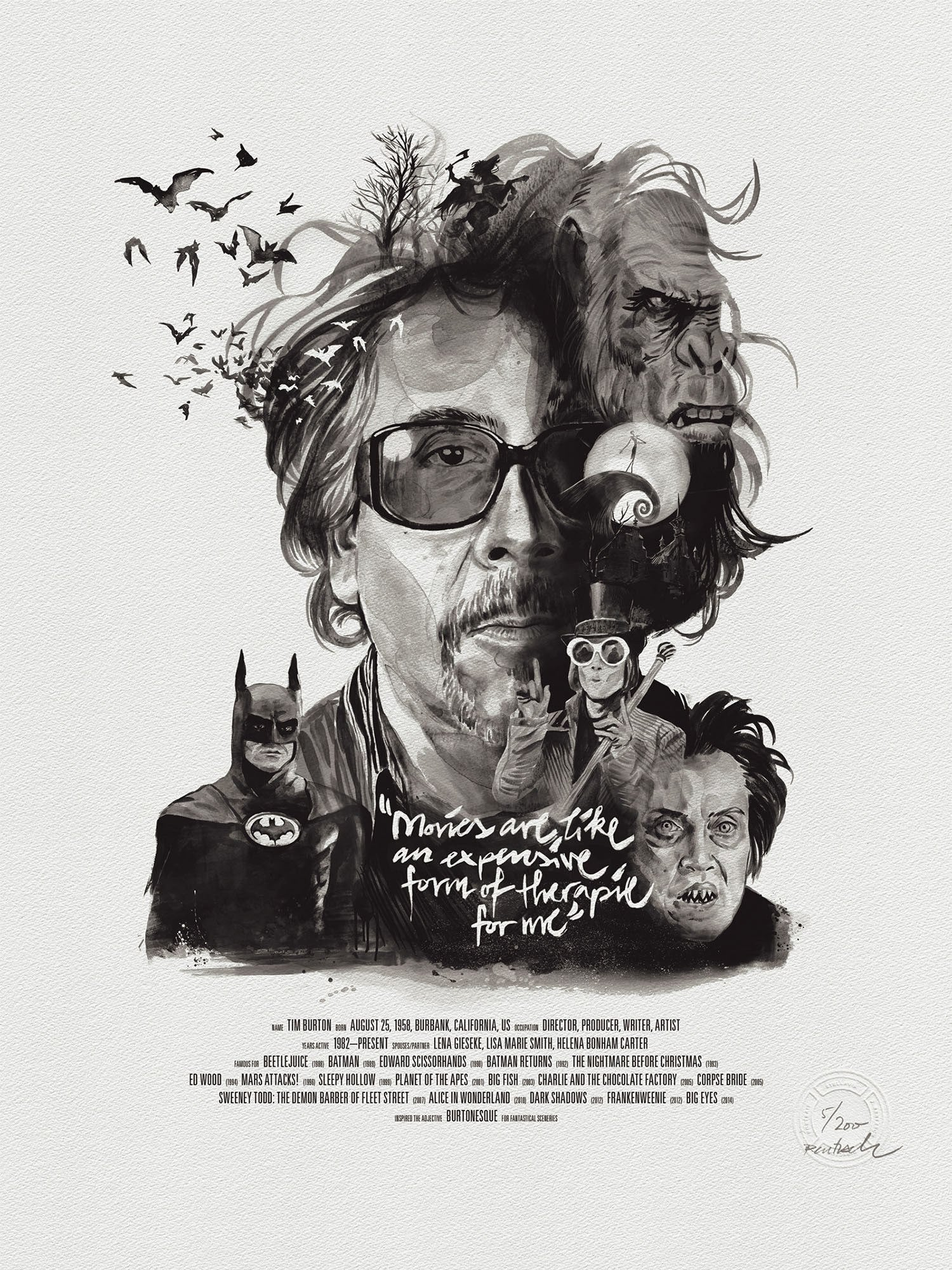 Poster THE MOVIE DIRECTOR