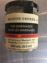 Old Fashioned Mustard Maison Orphee