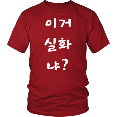 Seriously Korean T-Shirt