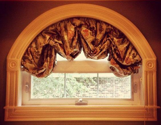 Special Windows Deserve Special Window Treatments - Graber Kits