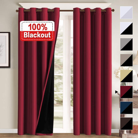 Flamingo Blackout Curtains